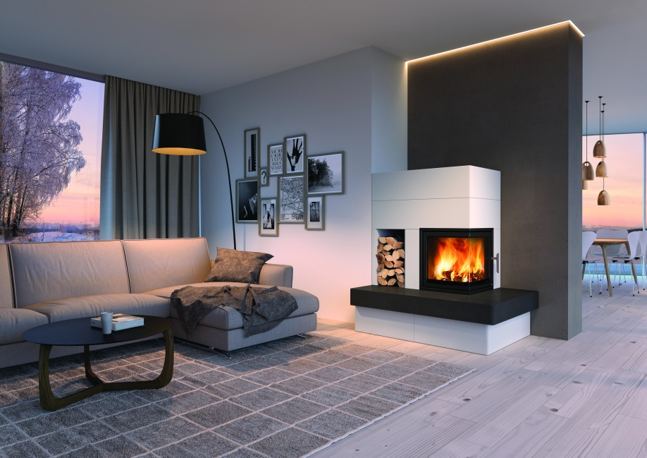 Why a Fireplace in your house?